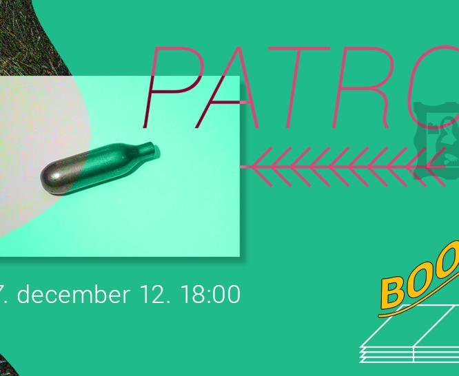 ISBN feat PATRON books  – karácsonyi kiadvány vásár
