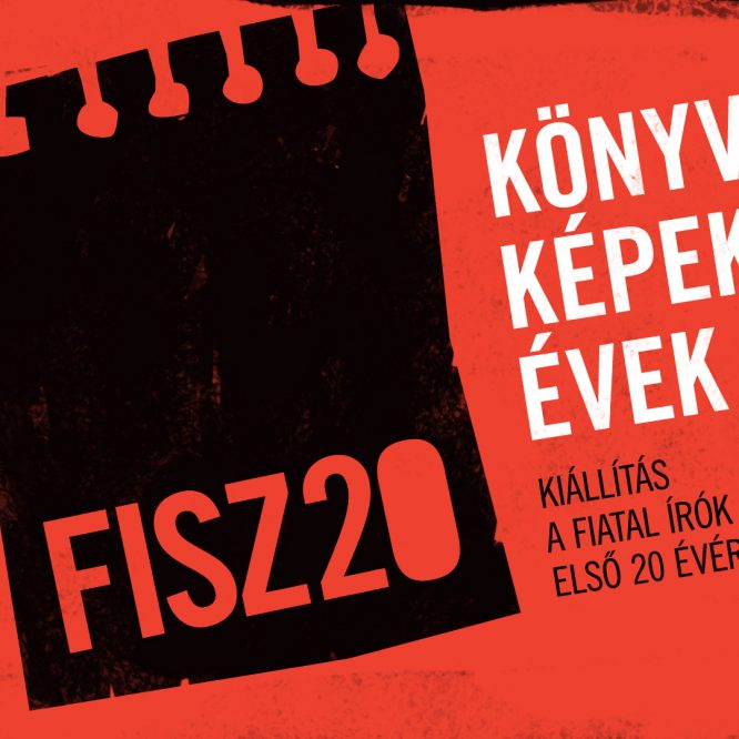 FISZ20 – books, pictures, years – Exhibition about the Association of Young Writers
