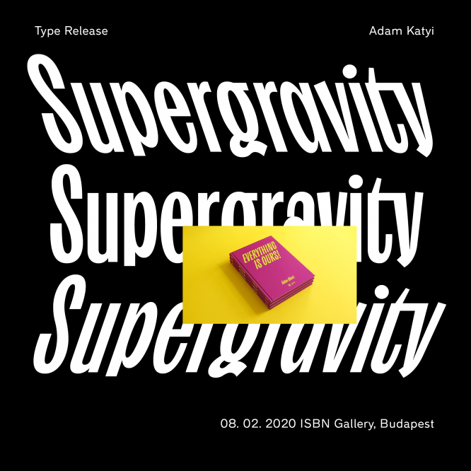 Supergravity – Ádám Katyi
